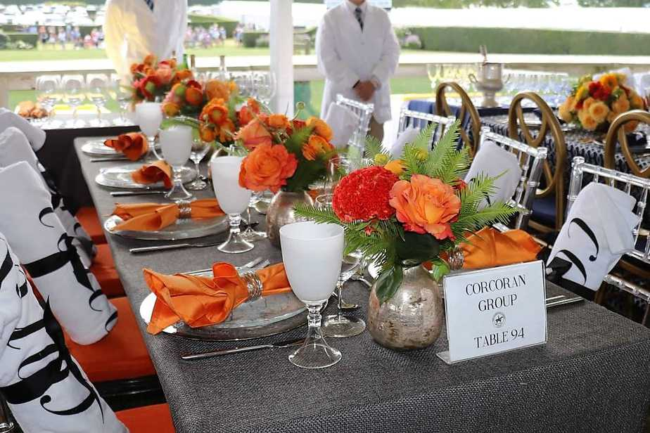 Each year, the Hampton Classic hosts an enchanting table decorating contest that never fails to wow.