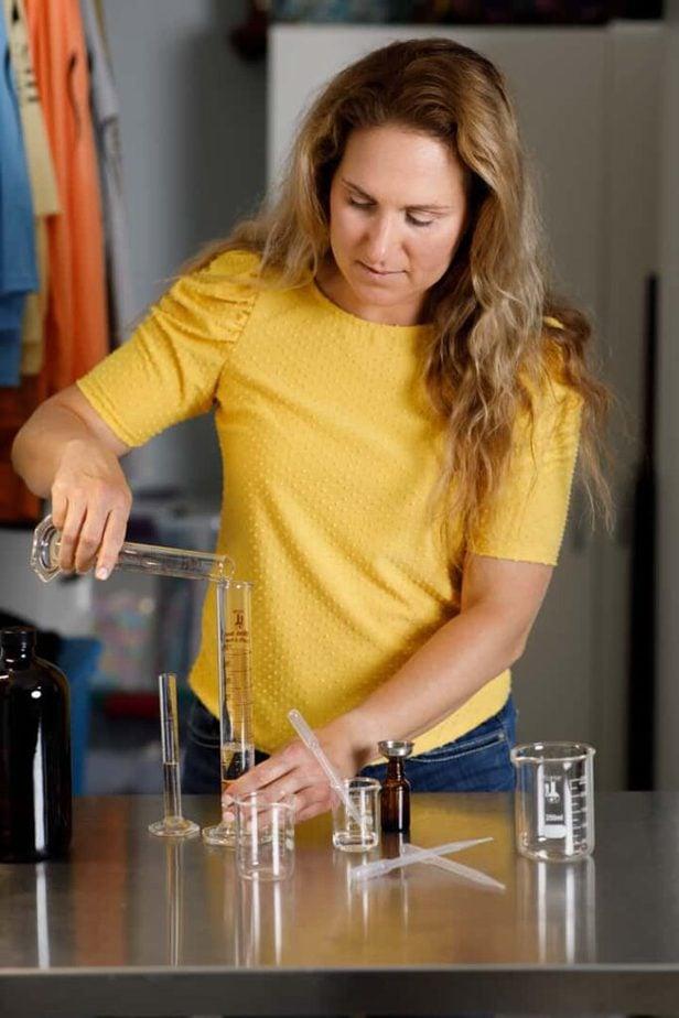 Celine Reilly, founder of Rein Naturals.