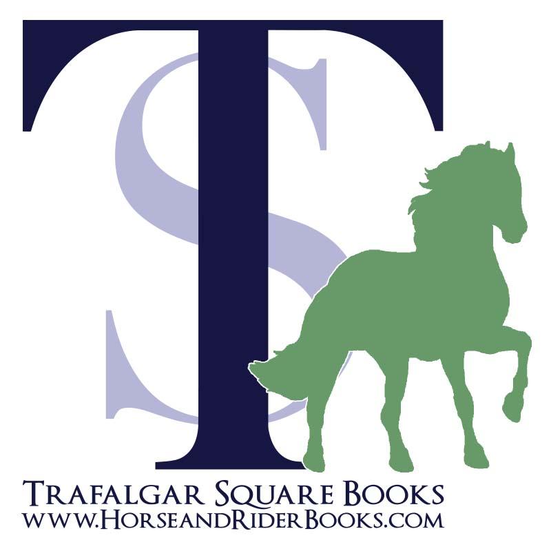 Trafalgar Square logo on white background.