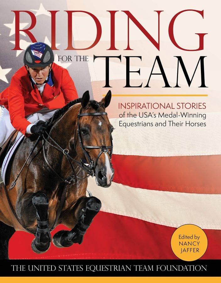 Book cover of Riding for the Team.